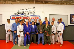 Denton Optimist Sensei's
